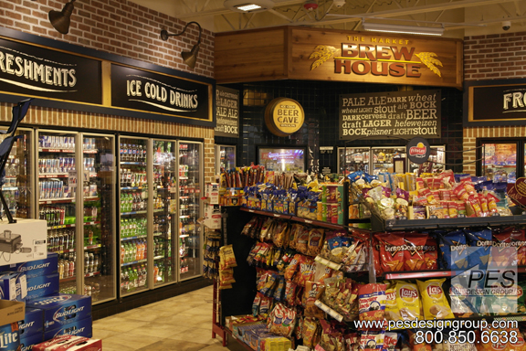 Gas N Wash – Award-Winning C-store Design