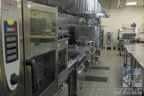 STC – Culinary Teaching Kitchen