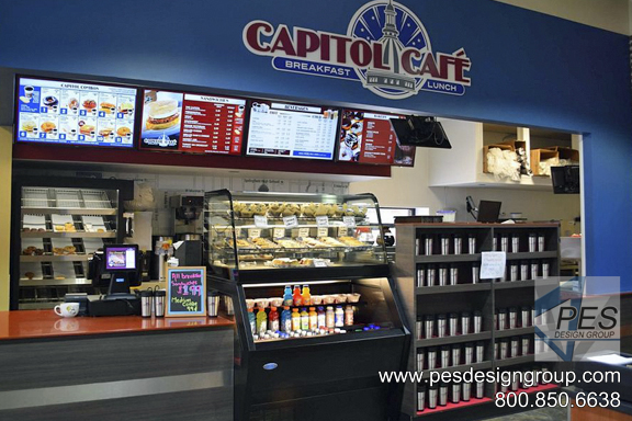 Profitable quick serve restaurant ideas for convenience stores.